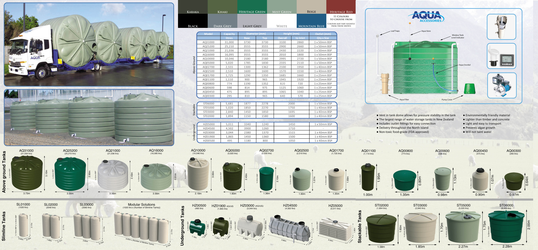 Water Tank Services Kumeu Plumbing New