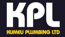 Kumeu Plumbing New Logo